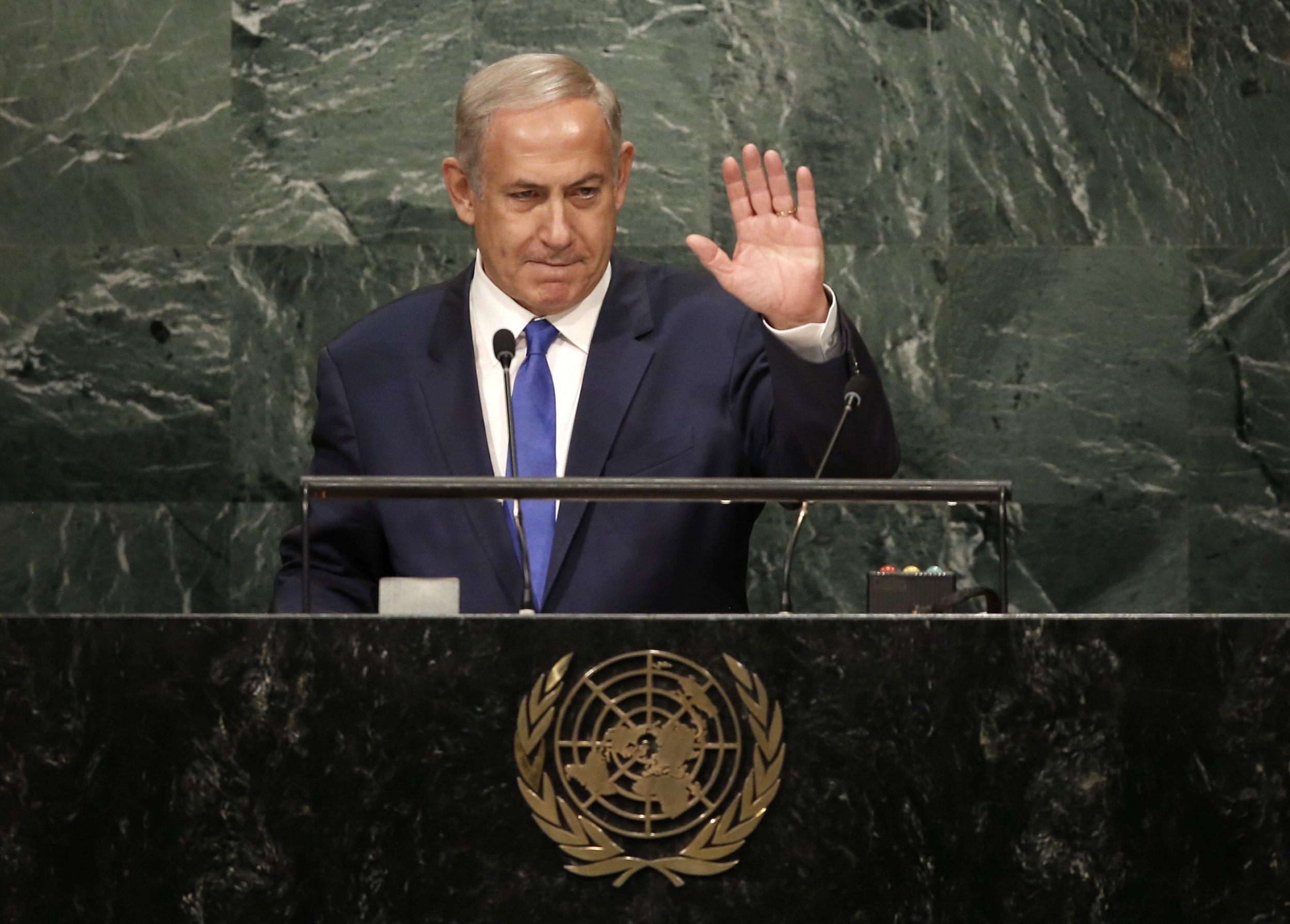 Netanyahu at the U.N.