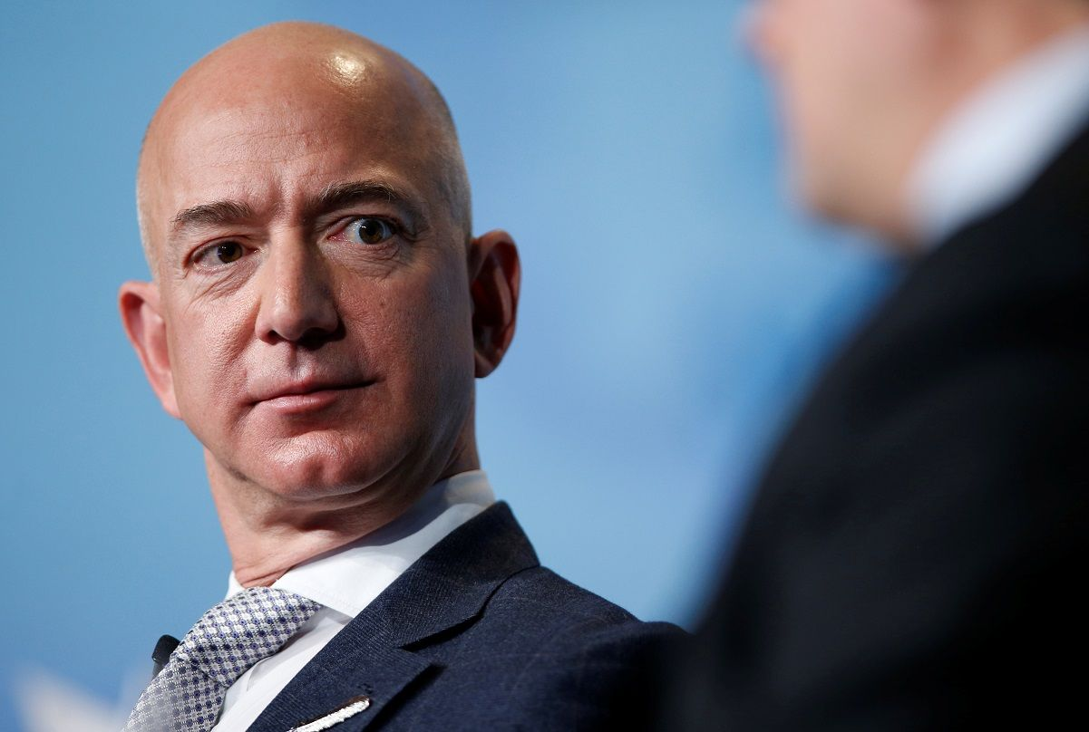 jeff bezos amazon richest person