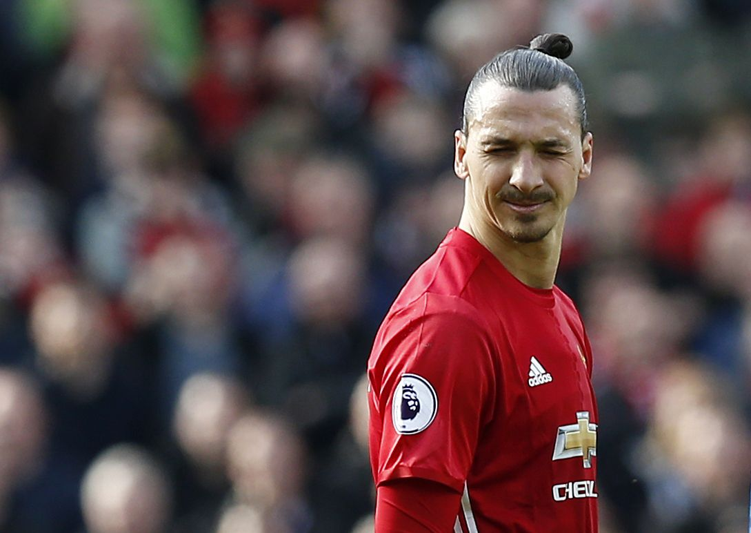 Manchester United: What Zlatan Ibrahimovic Staying At Old