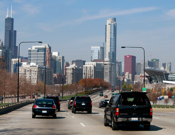 A highway extending St. Louis to Chicago named after former President Barack Obama is close to approval.