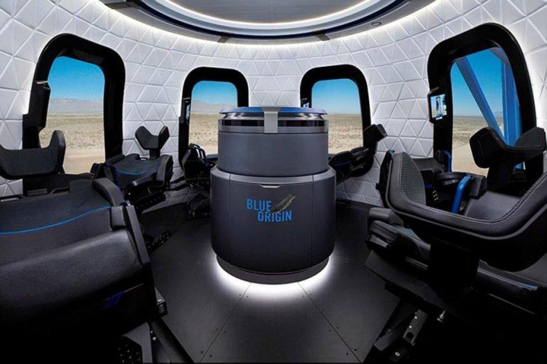 blue origin space tourism bezos
