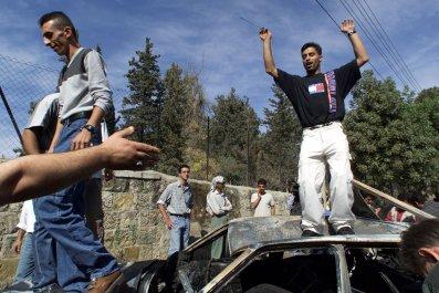 Ramallah lynching aftermath