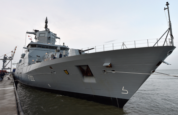 Poland is looking to purchase new frigates from Australia.