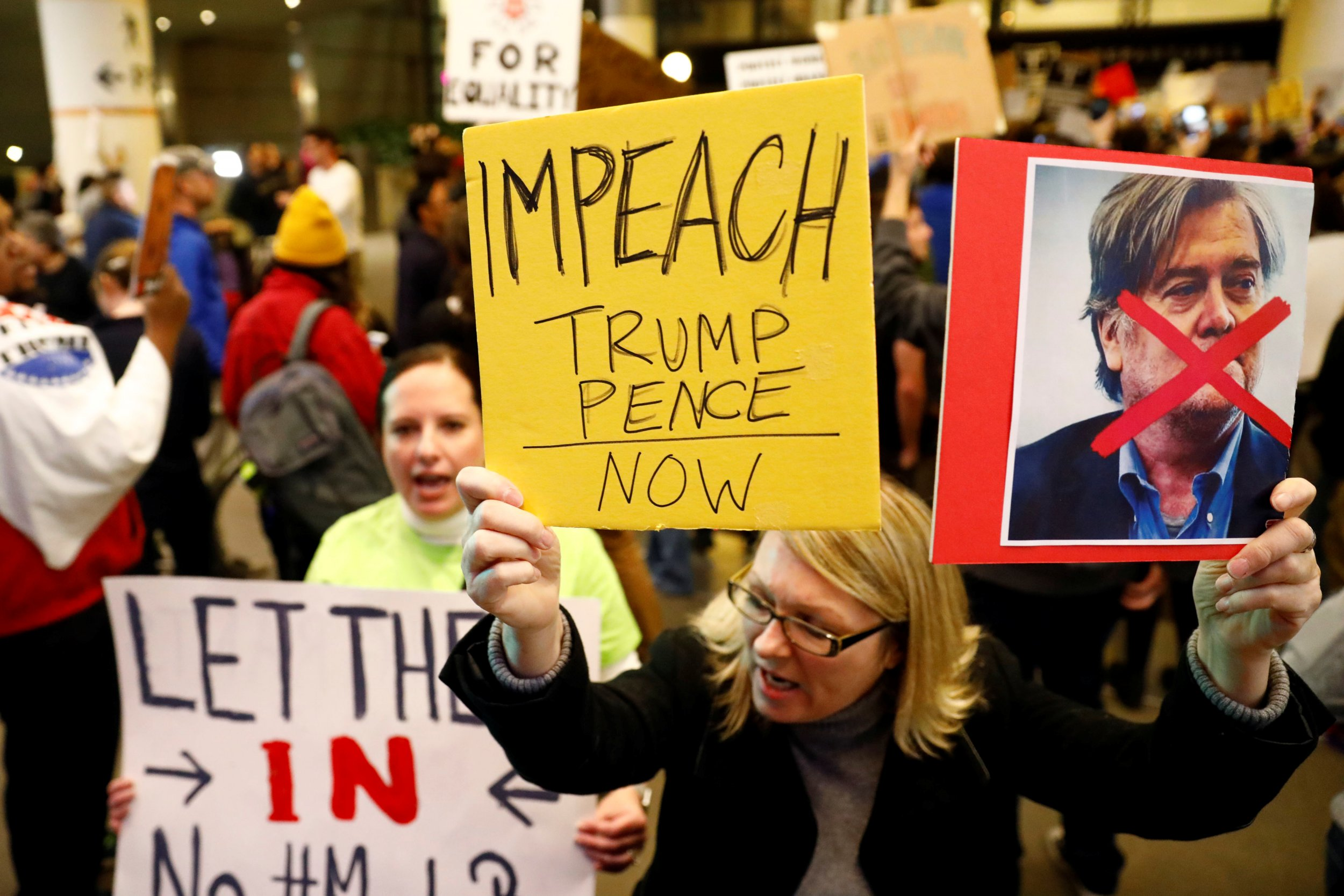 California Against Trump: Berkeley Passes Impeachment Resolution, Joining Other Golden State Cities