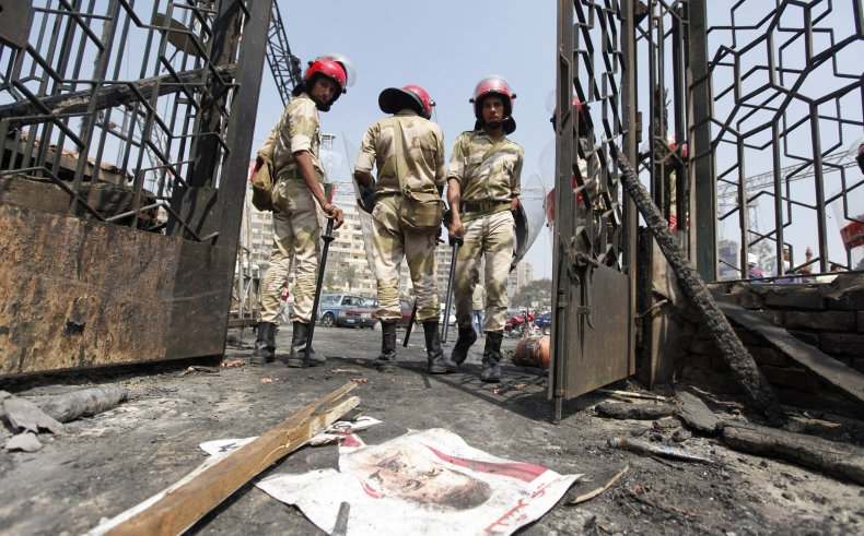 Rabaa Square massacre