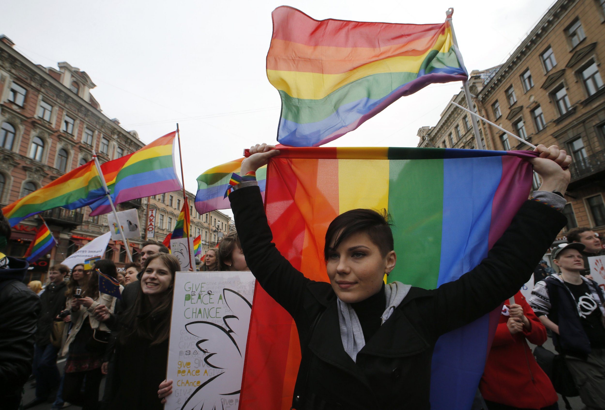 the rights of homosexual people 20 lgbt people who changed the world by thom senzee  barney frank has been a longtime fighter for lgbt rights as a member of the massachusetts house of representatives, the first bill he .