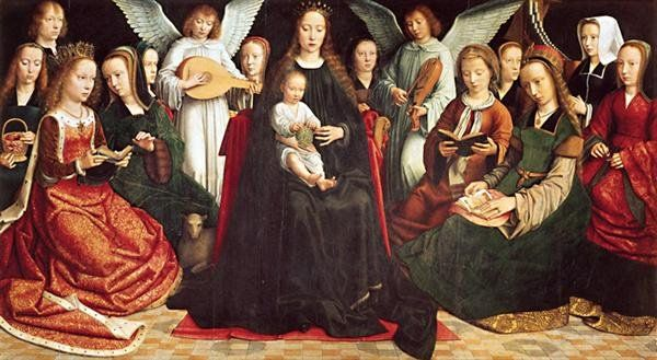 Mary-women-church