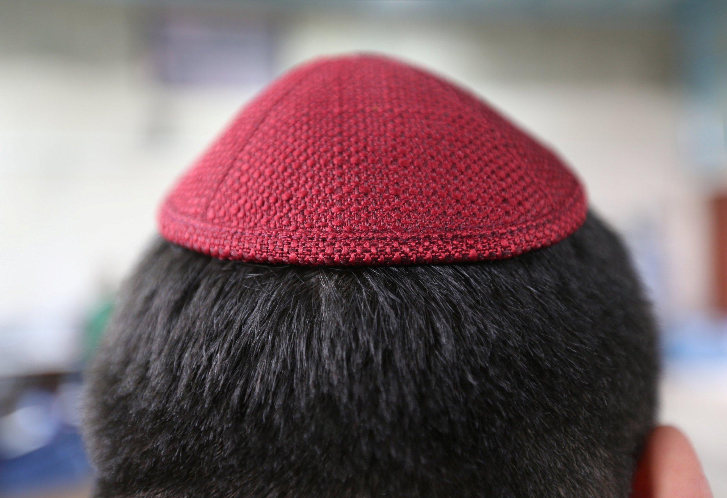 jewish kippot yarmulke
