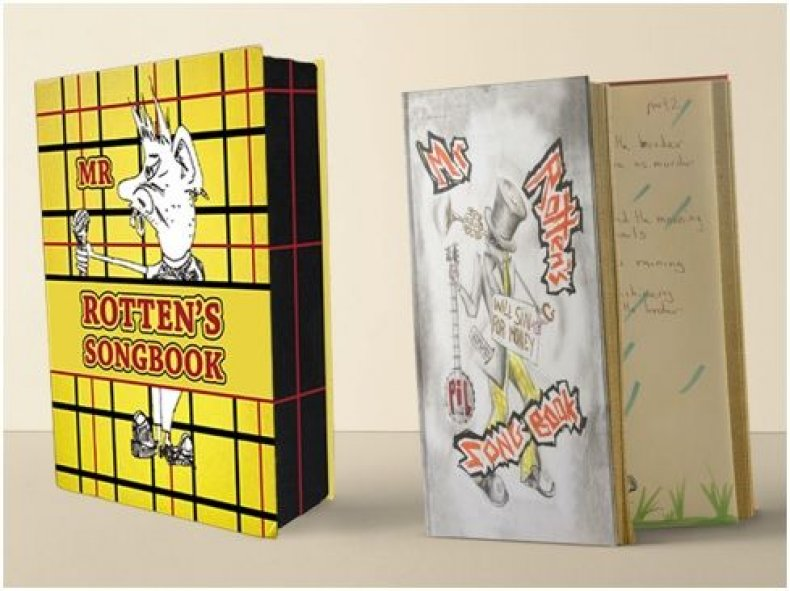 Mr Rottens Songbook