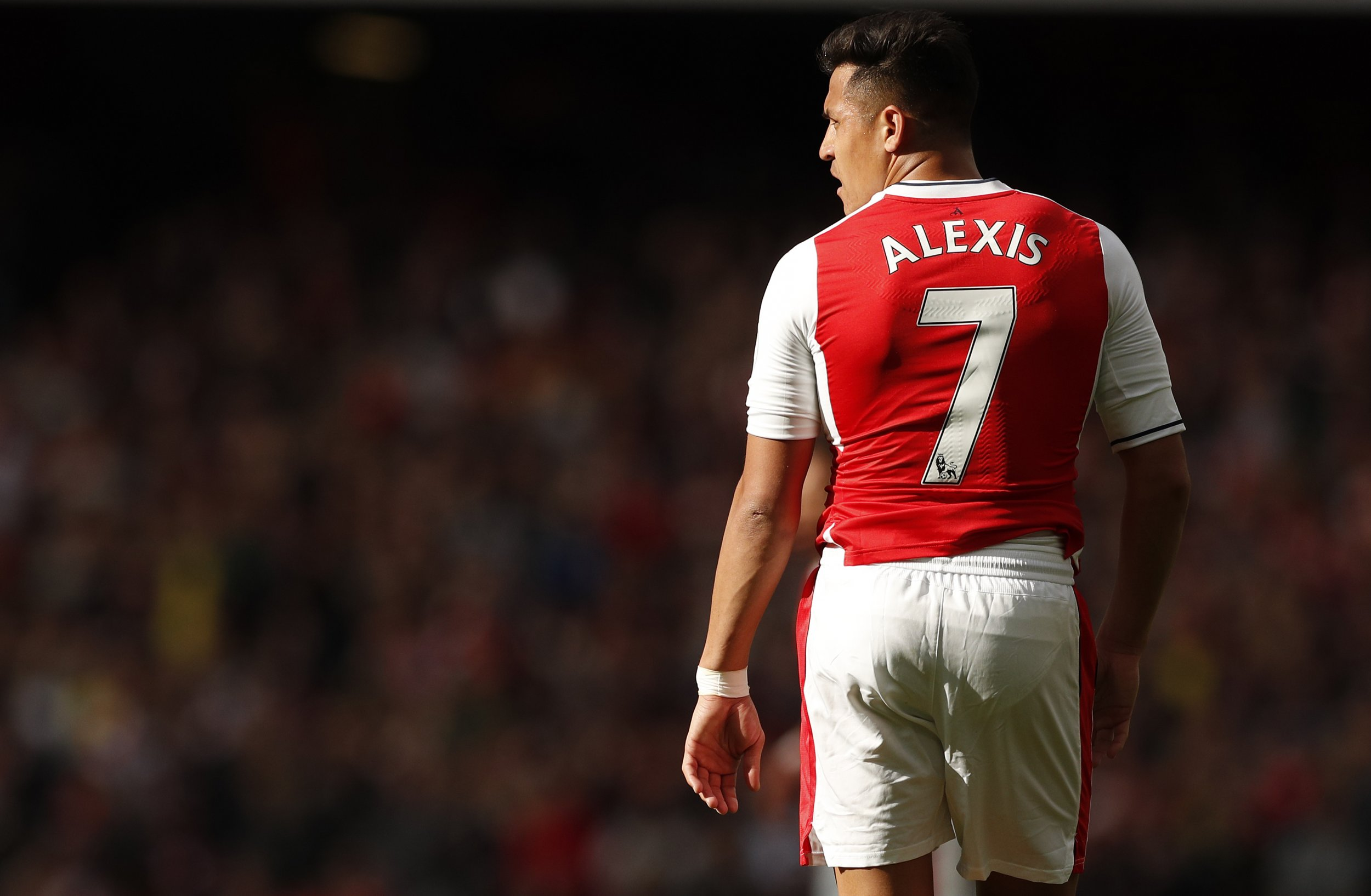 differently 0f033 019c3 Arsenal Will Resist Alexis Sanchez's Attempt To Move To ...