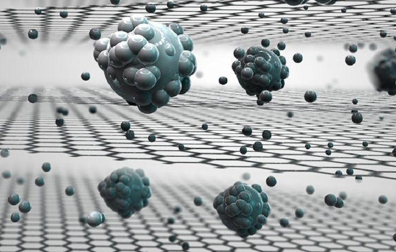 graphene application salt water desalinate