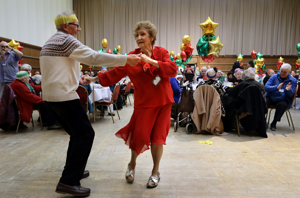 Old people are drinking alcohol more than ever before