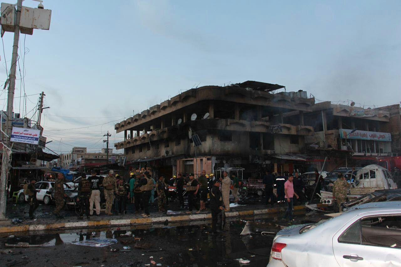 Tikrit suicide bomb