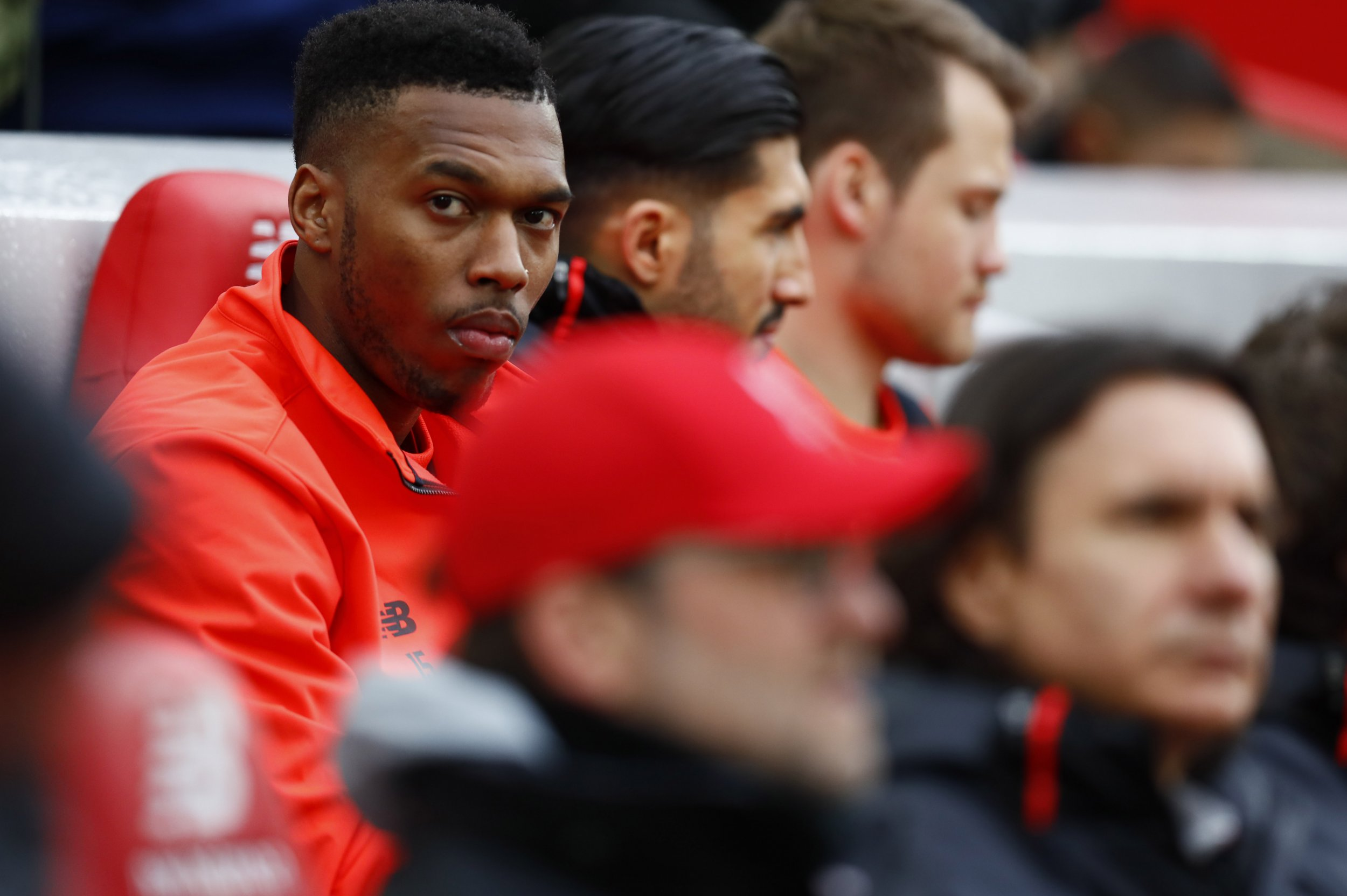 Jamie Carragher It s Time for Daniel Sturridge to Leave Liverpool