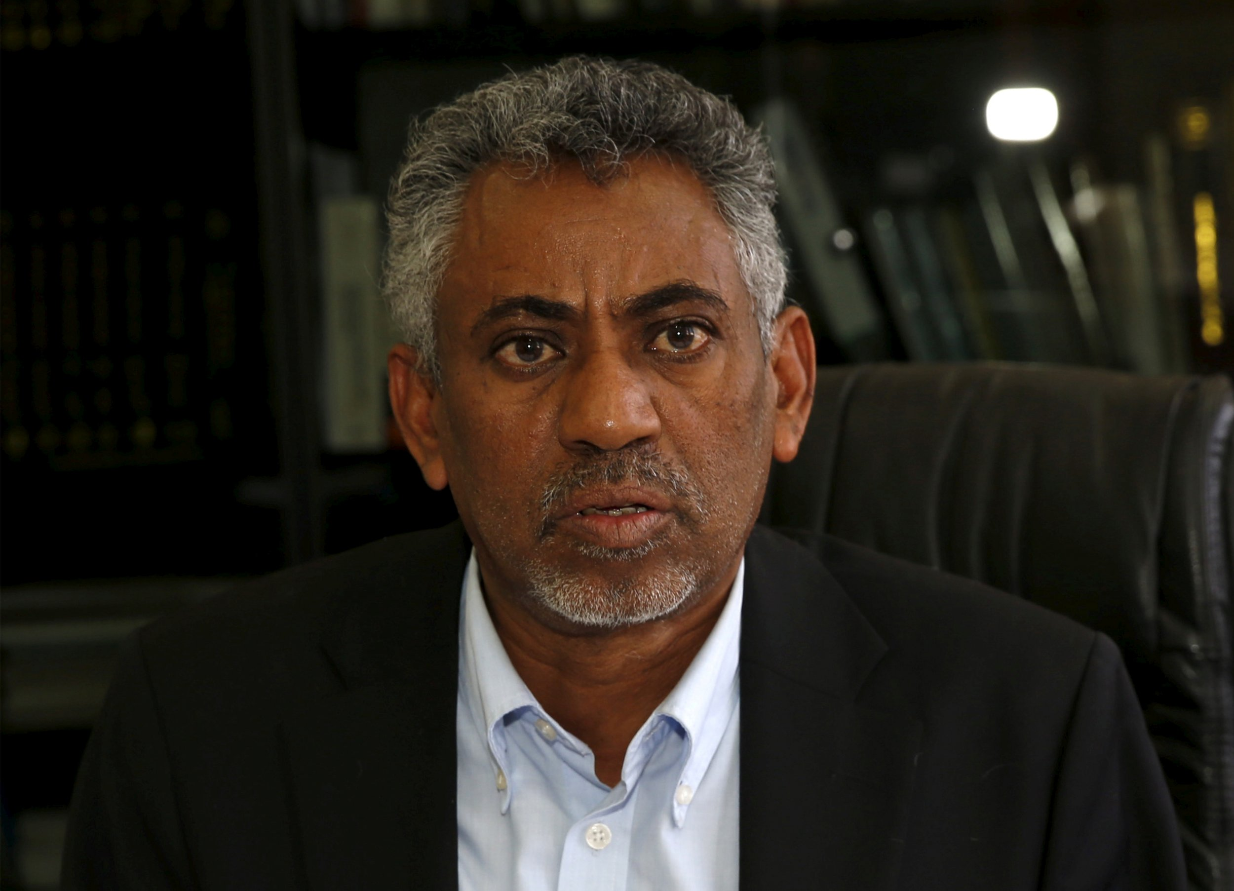 Eritrea information minister