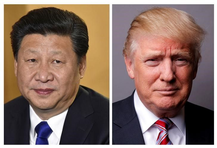 Xi Jinping, Trump