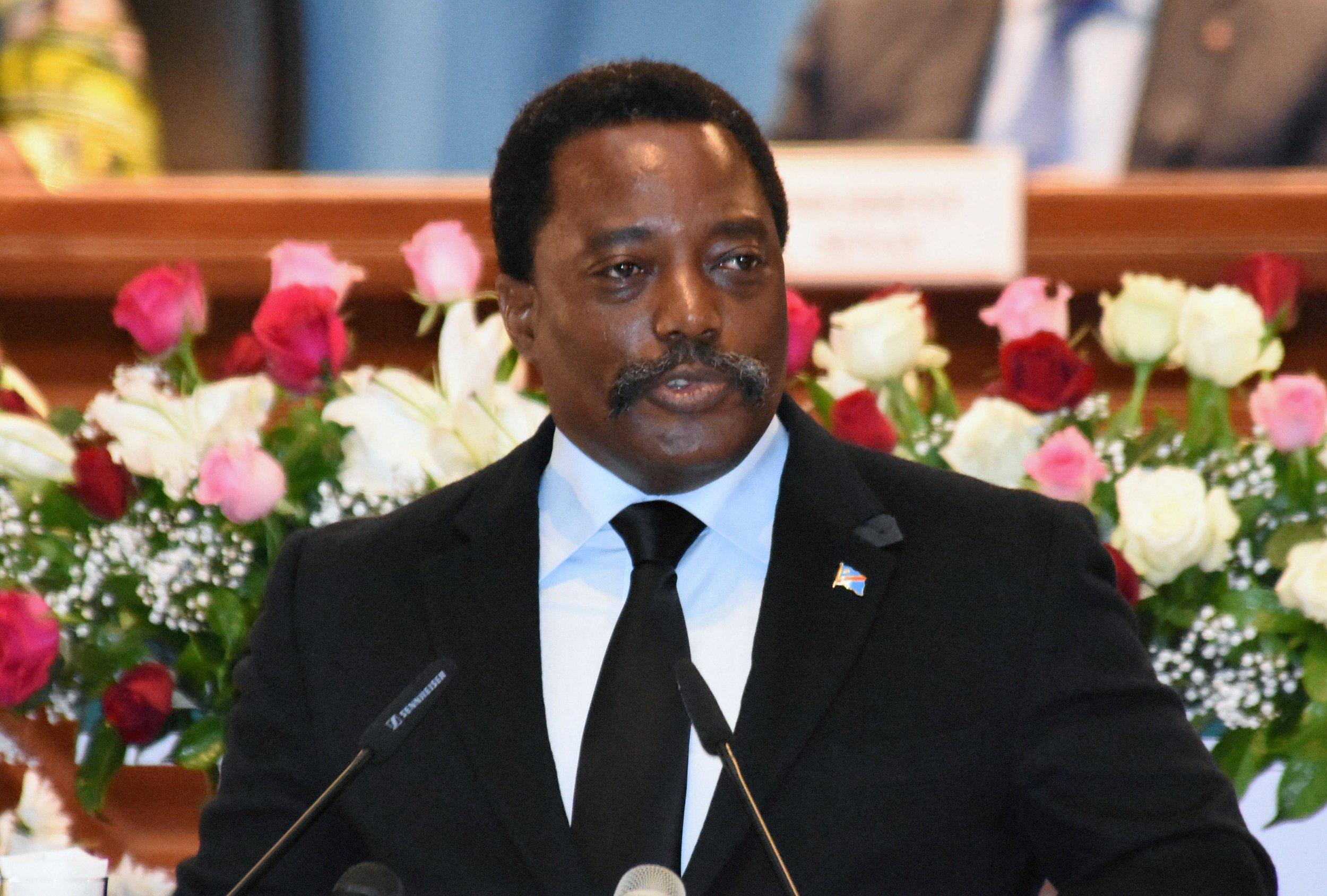 Kabila address