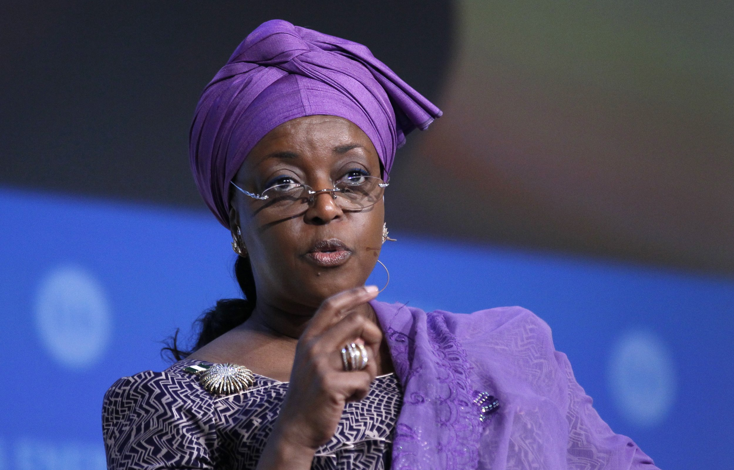 Image result for Diezani Alison-Madueke financial allegation