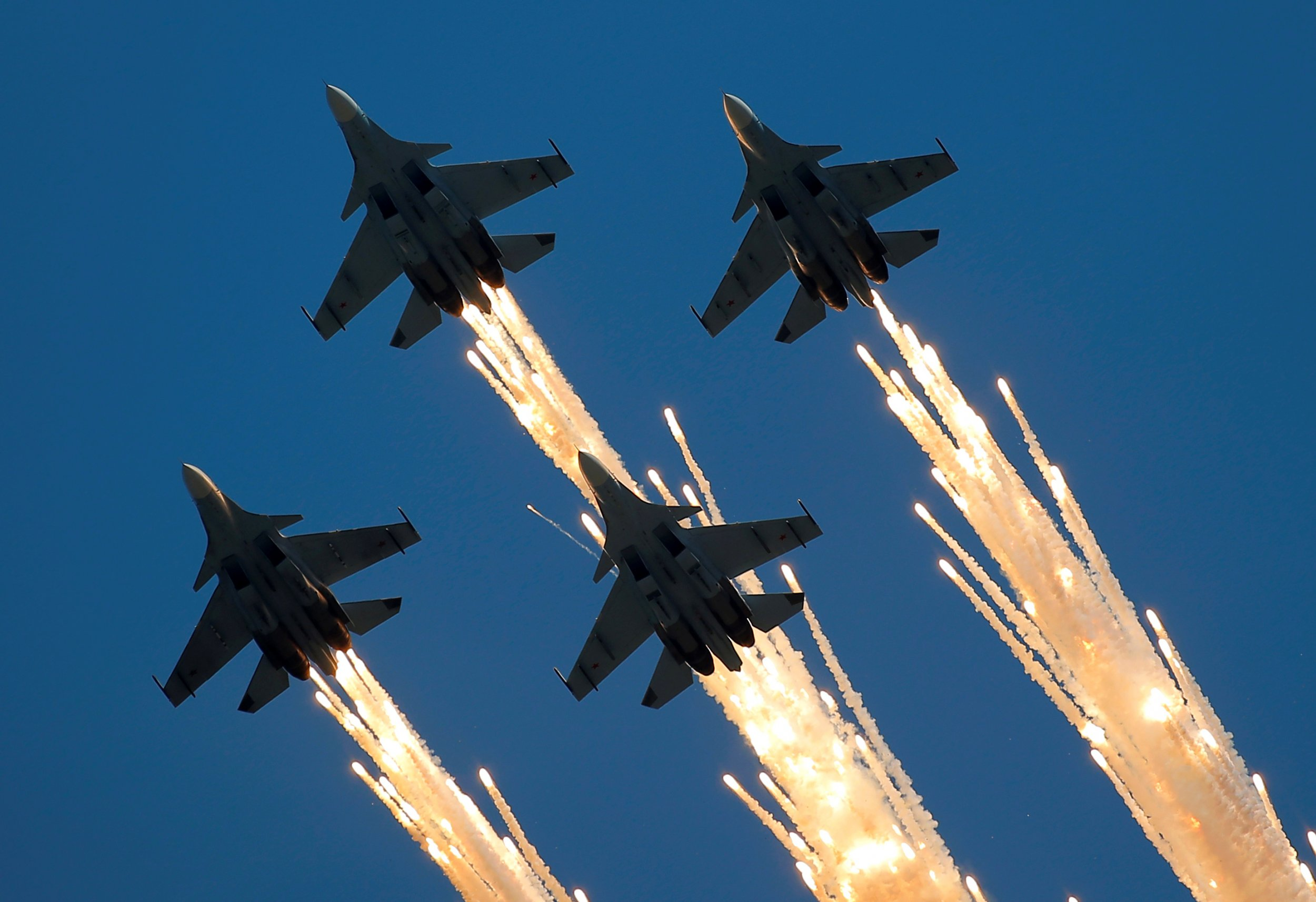 Russian Military Jets In Syria May Be Sold To South America