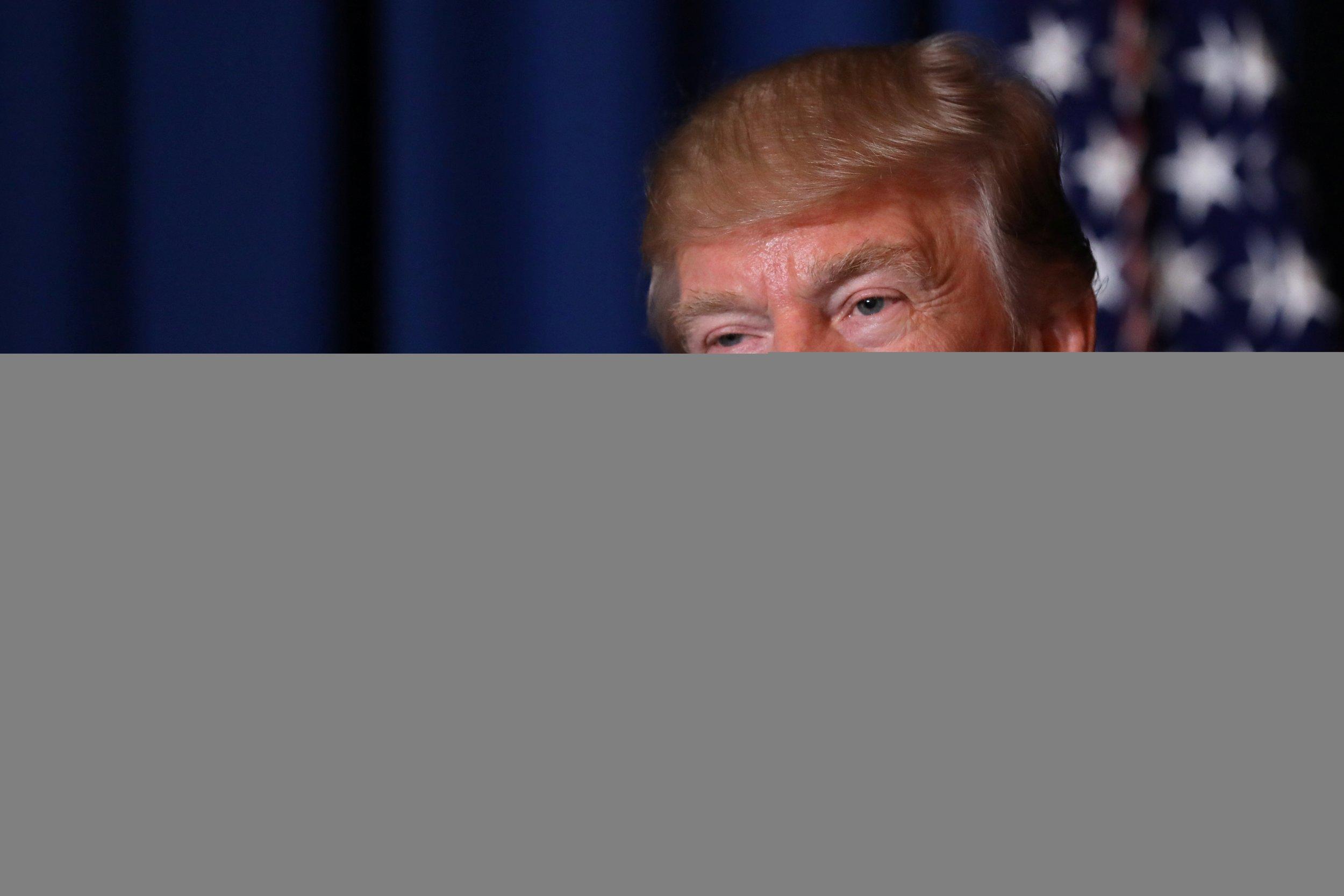 Trump Syria Missiles