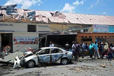 Somalia car bomb