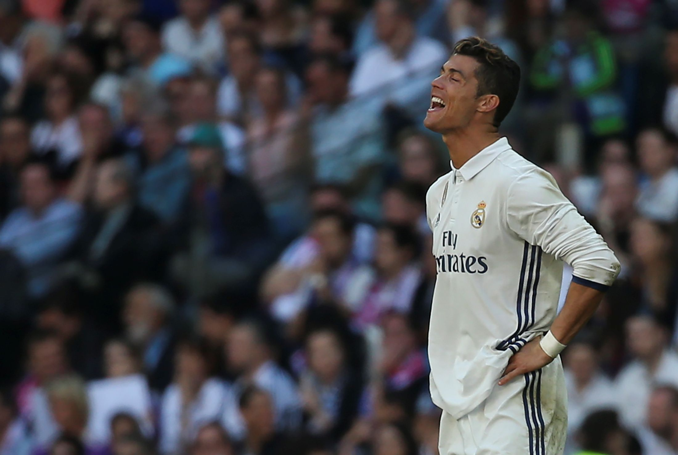 Real Madrid: Cristiano Ronaldo Could be Sold This Summer ...  Real Madrid: Cr...