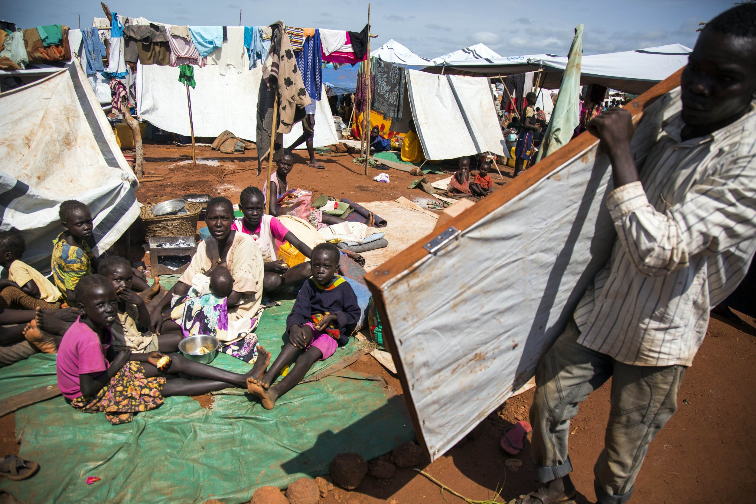 South Sudan town of Wau