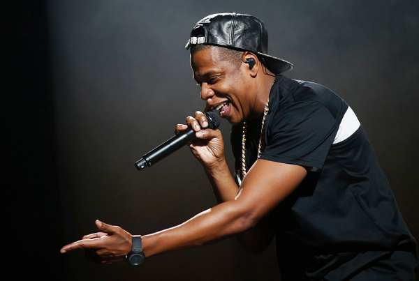 Don't Look For Jay Z Songs on Spotify