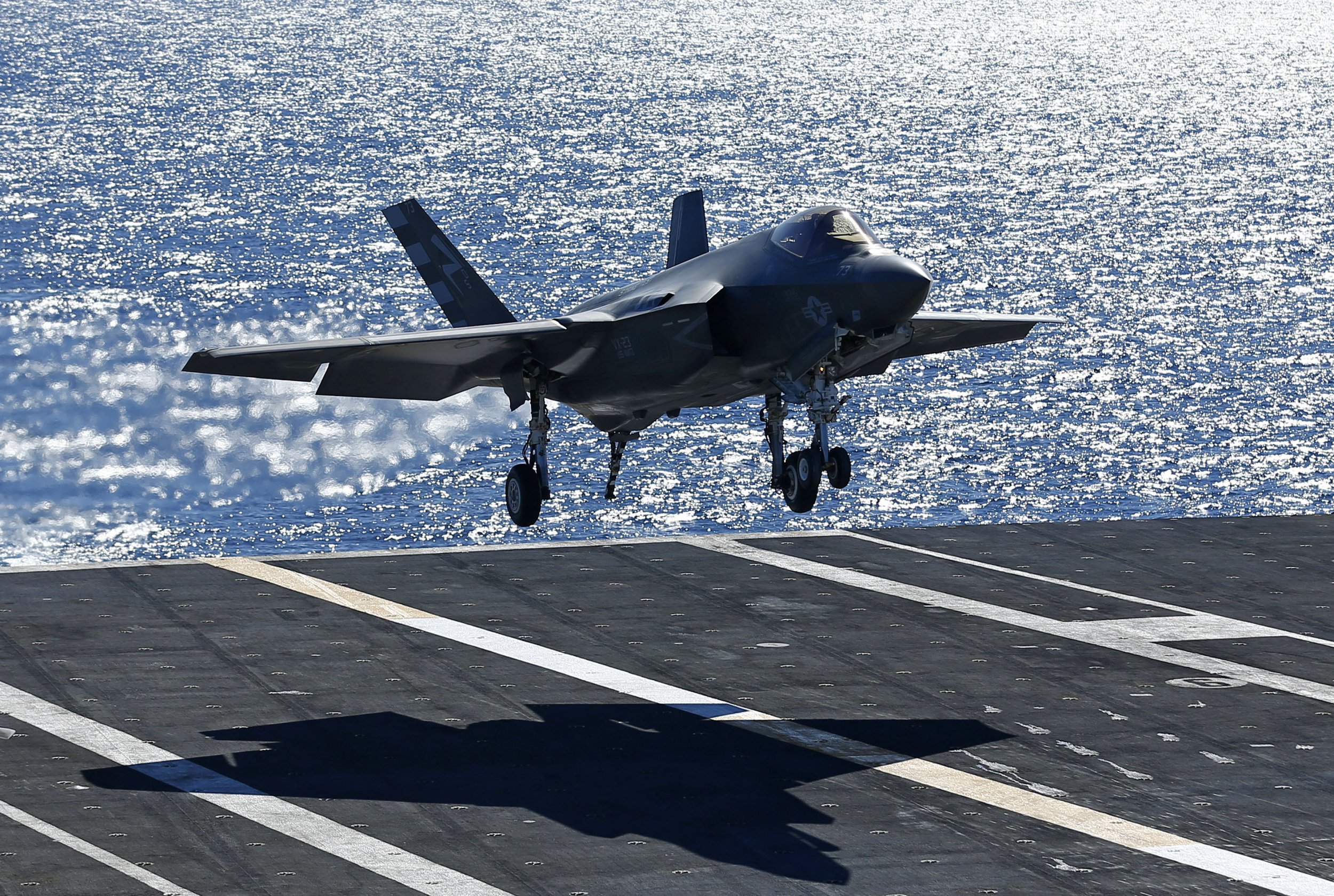 Despite Trump Criticism, U.S. Navy Pursues Expensive