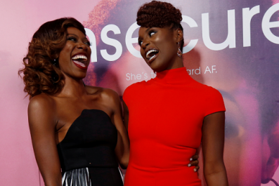 'Insecure' creator Issa Rae says the lack of black female friendships represented on television is what drove her to create the HBO series.