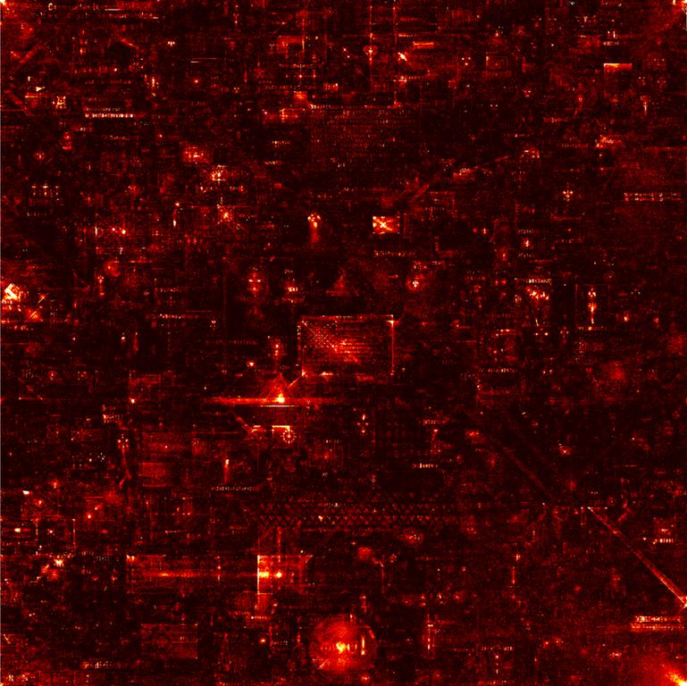 reddit place internet heat map