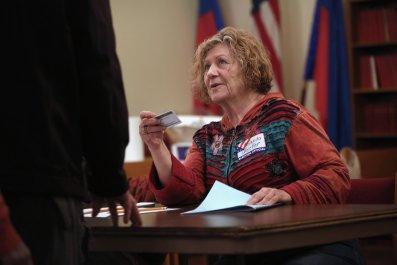 Voter ID checks