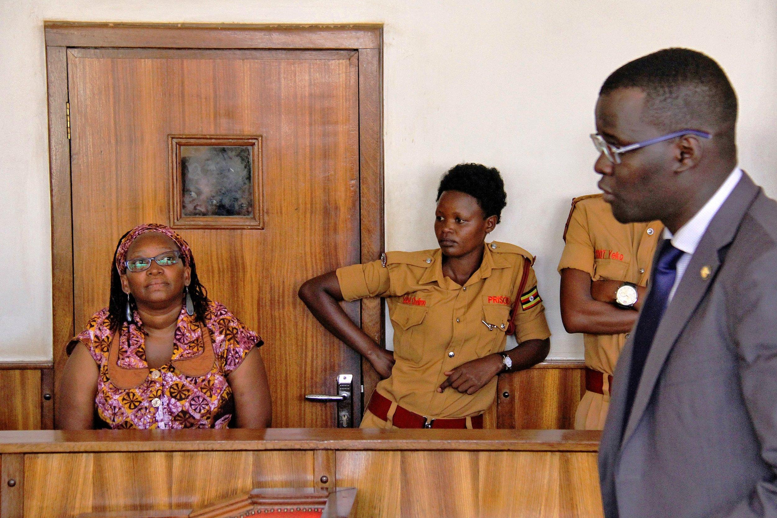 University lecturer and activist Doctor Stella Nyanzi