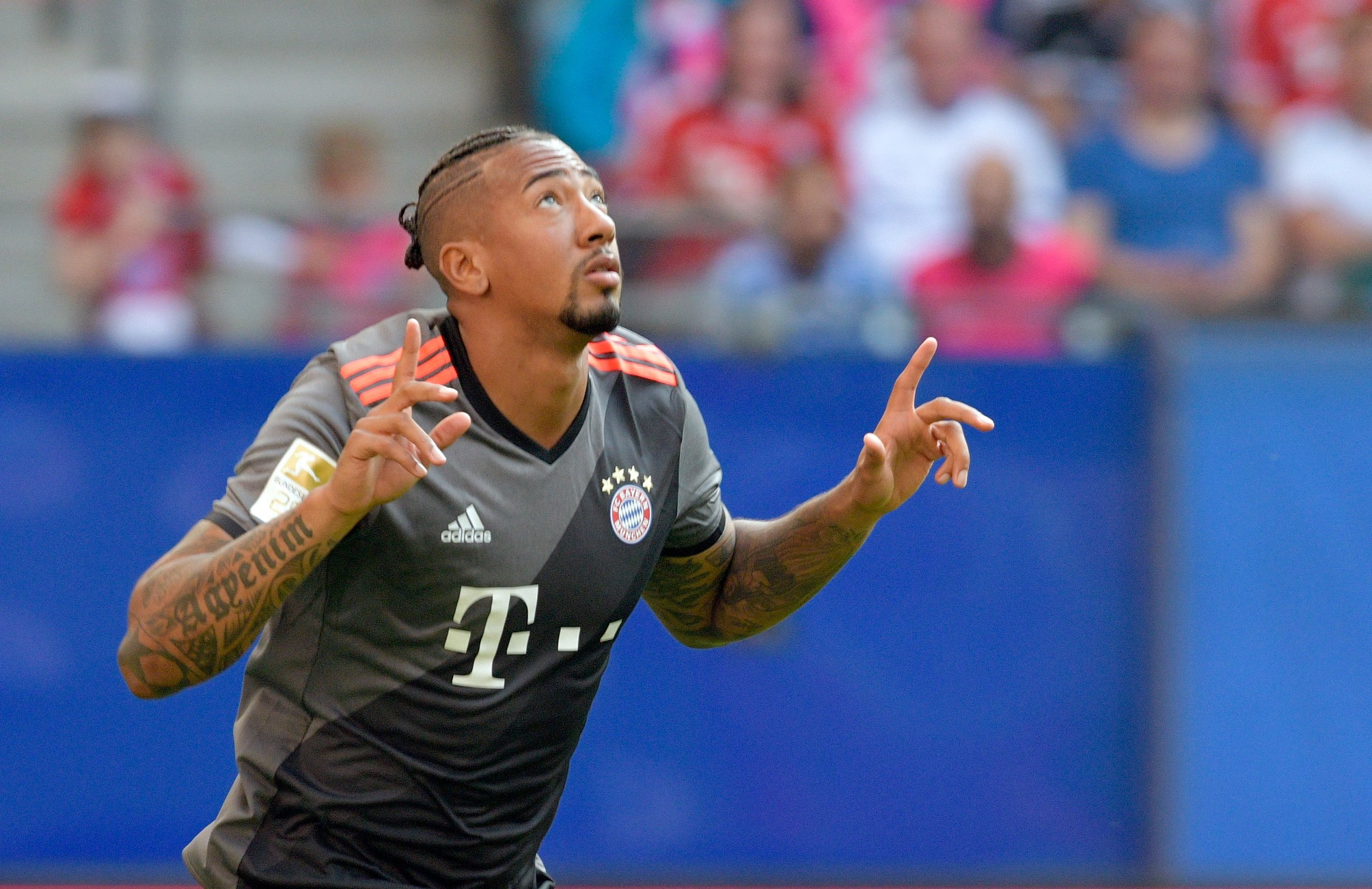 Exclusive Jér´me Boateng on Pep Guardiola Facing Cristiano