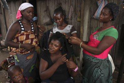 Nigeria hairstyles
