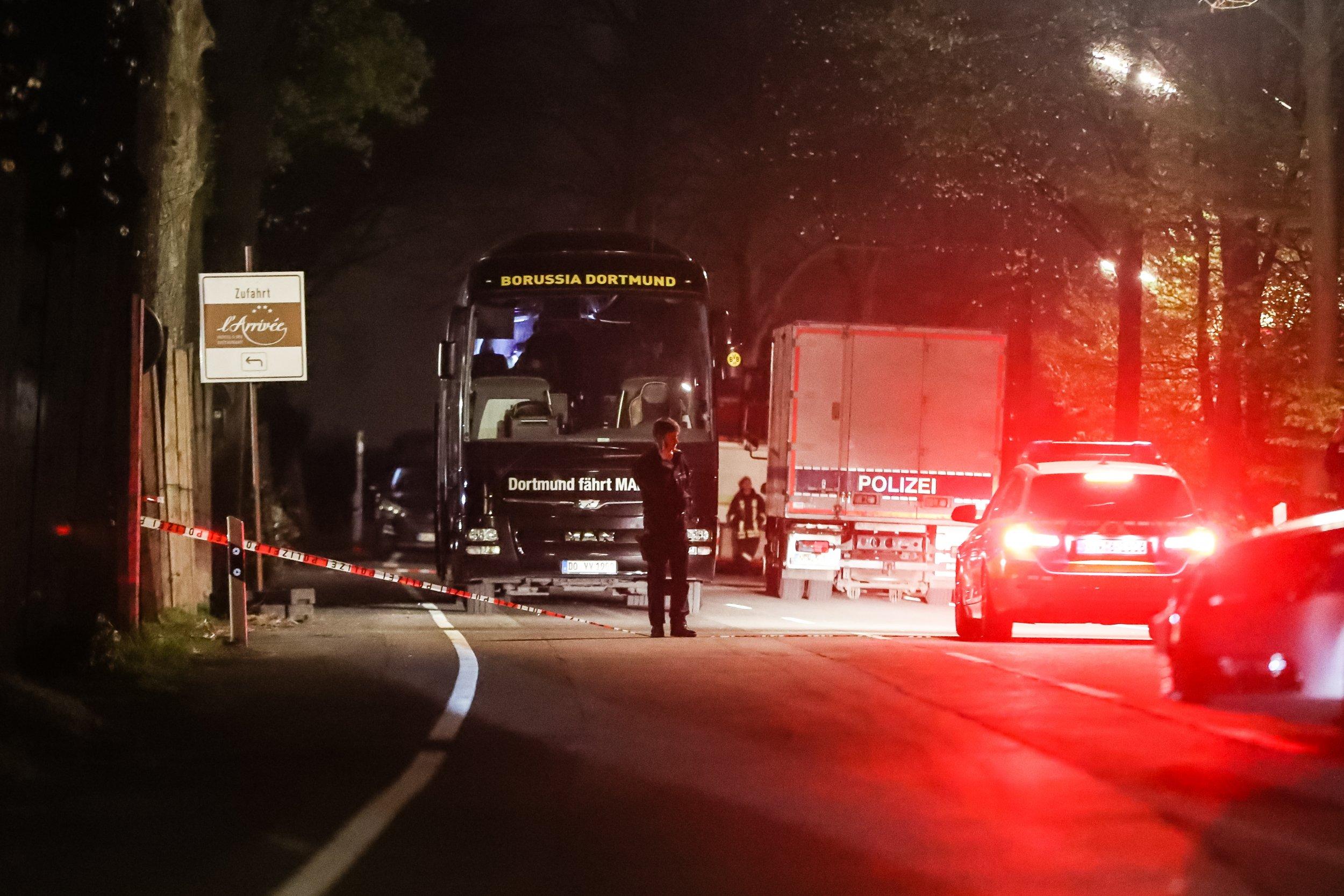 Dortmund attack