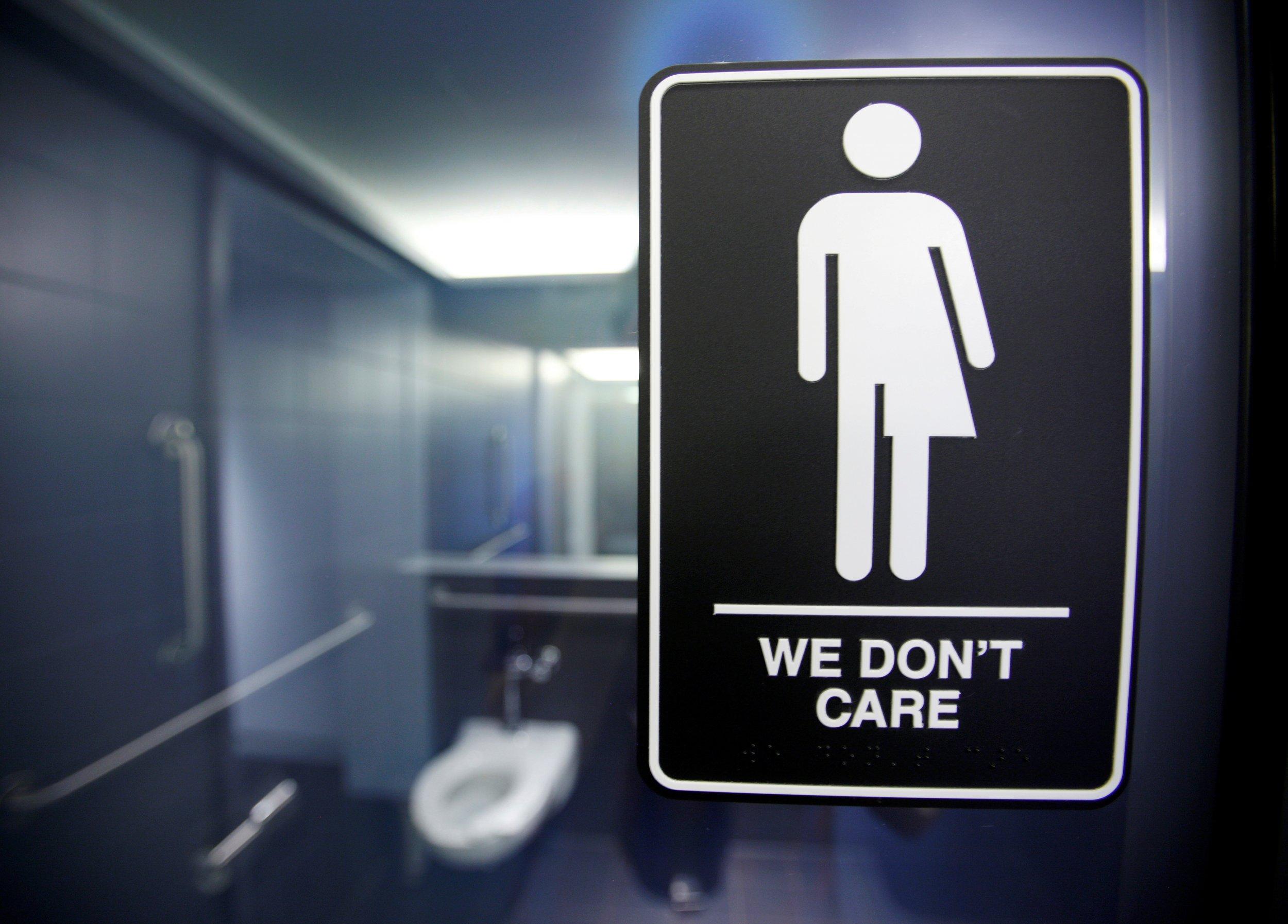 Transgender Students Avoid School Bathrooms Despite Health - Transgender bathrooms in schools