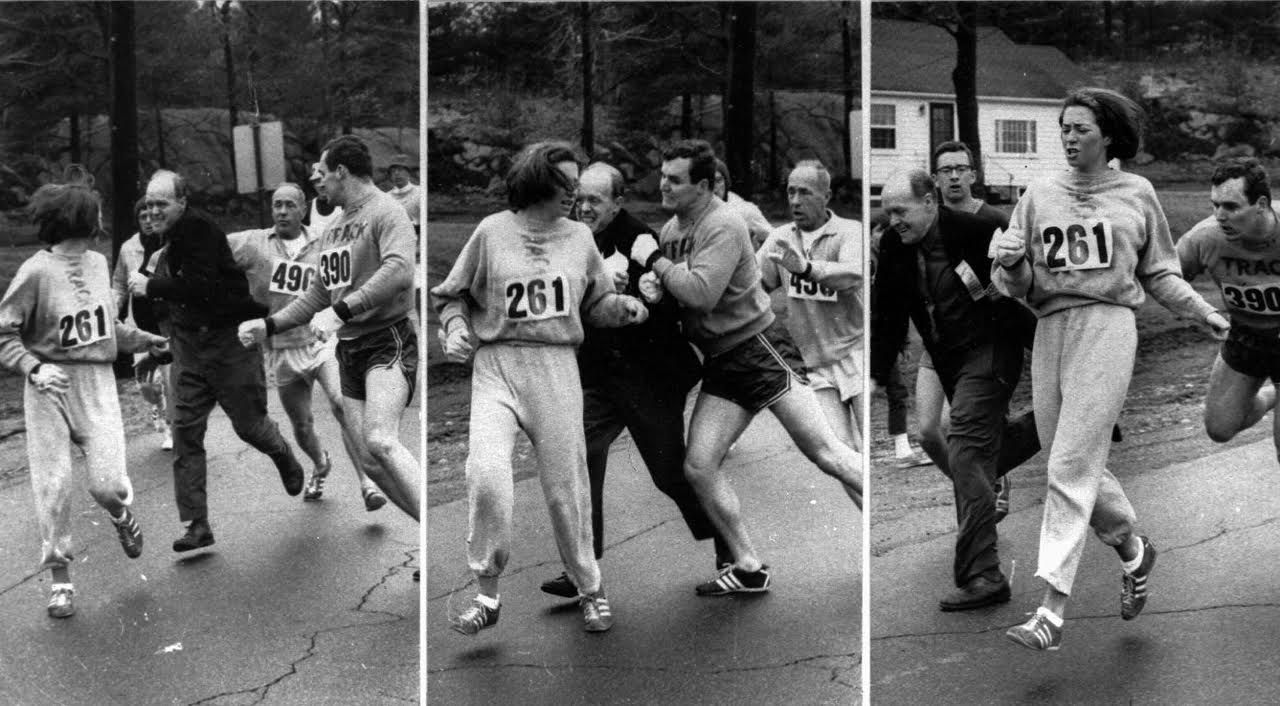 The Boston Marathon How Kathrine Switzers 261 Became A Symbol For