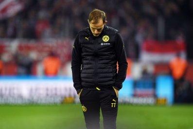 Borussia Dortmund head coach Thomas Tuchel.