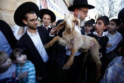 Jerusalem sacrifice