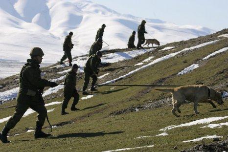Russian troops in Tajikistan