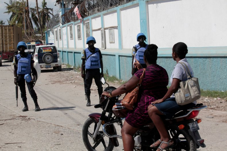 UN Mission in Haiti