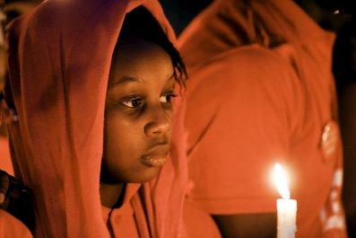 Chibok girls vigil