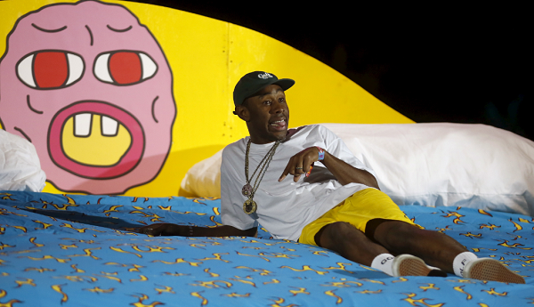 Tyler, the Creator provides the theme music for Bill Nye's new Netflix show.