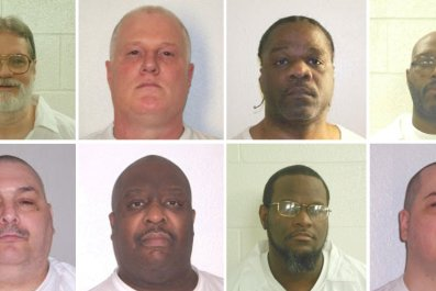 Arkansas execution