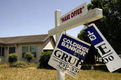 foreclosed home in Stockton, California