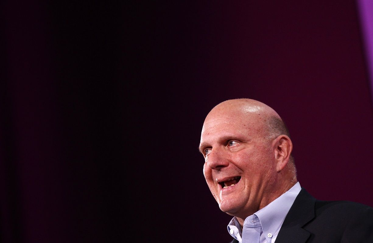 usa facts steve ballmer