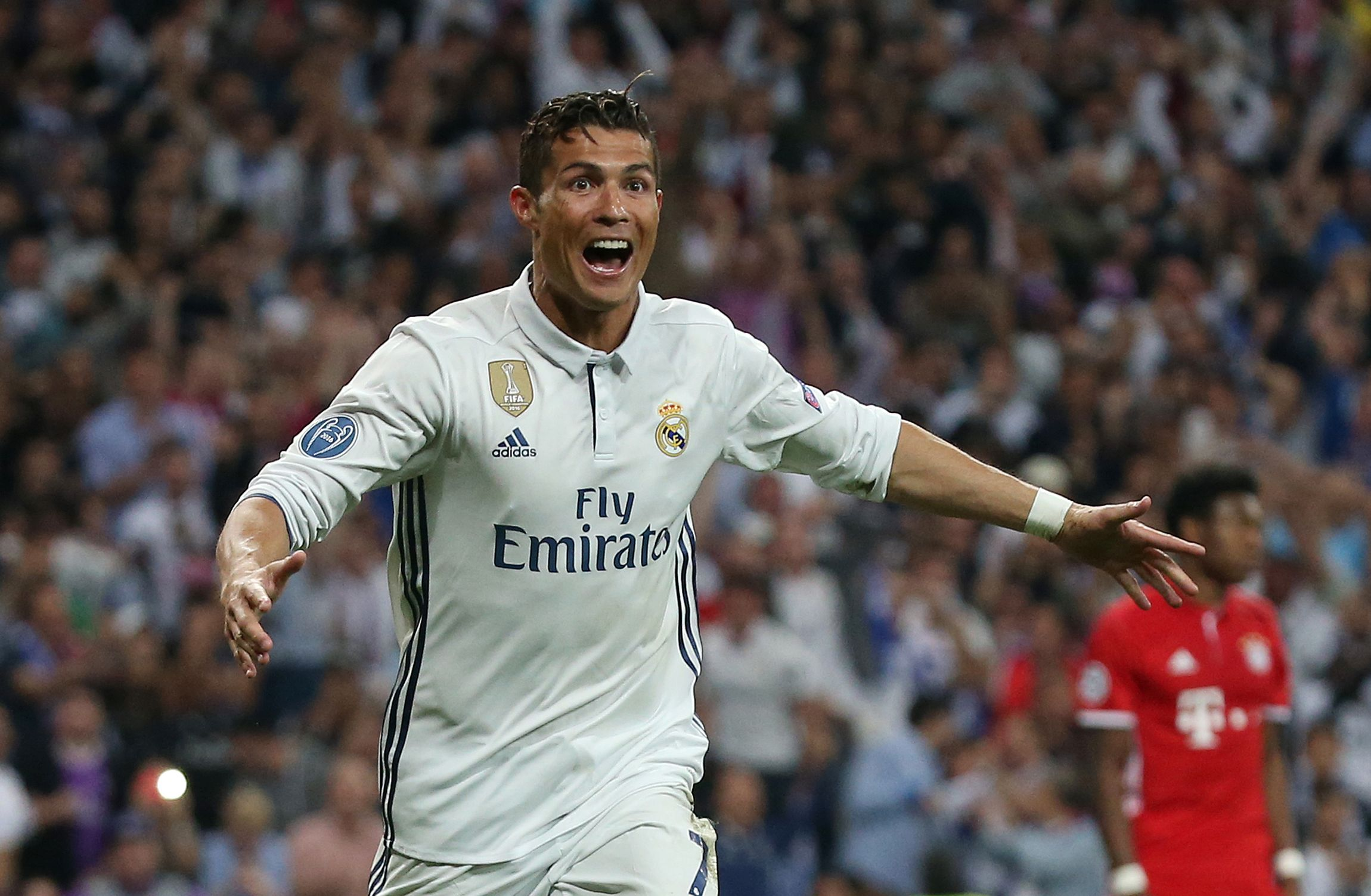 344693ca6 Stop the Whistling   Cristiano Ronaldo s Plea to Real Madrid Fans ...