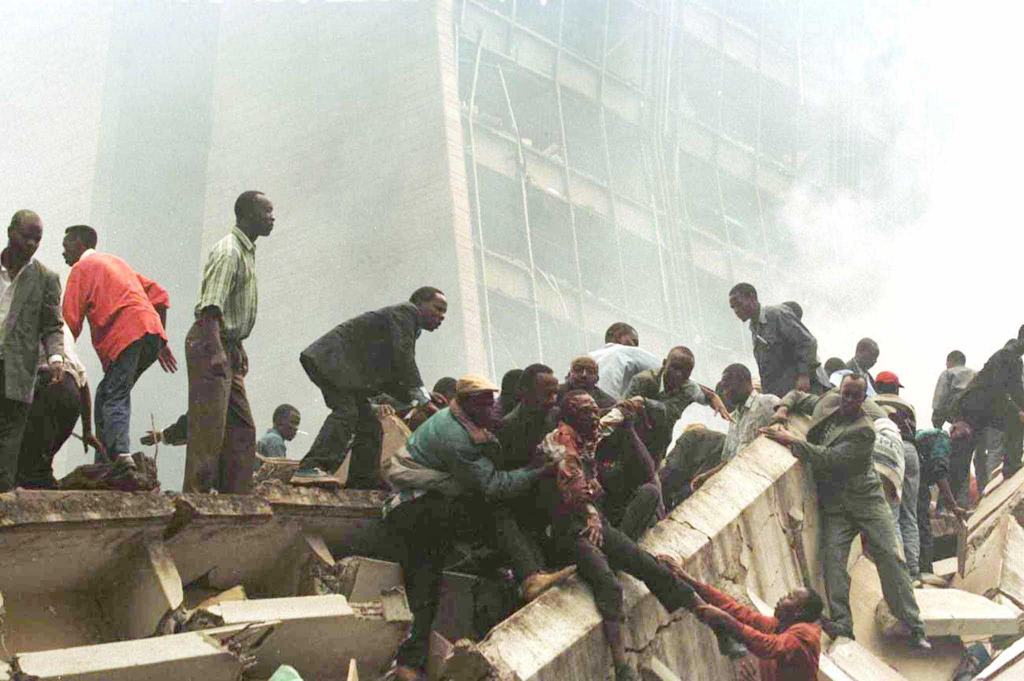 Nairobi embassy bombing