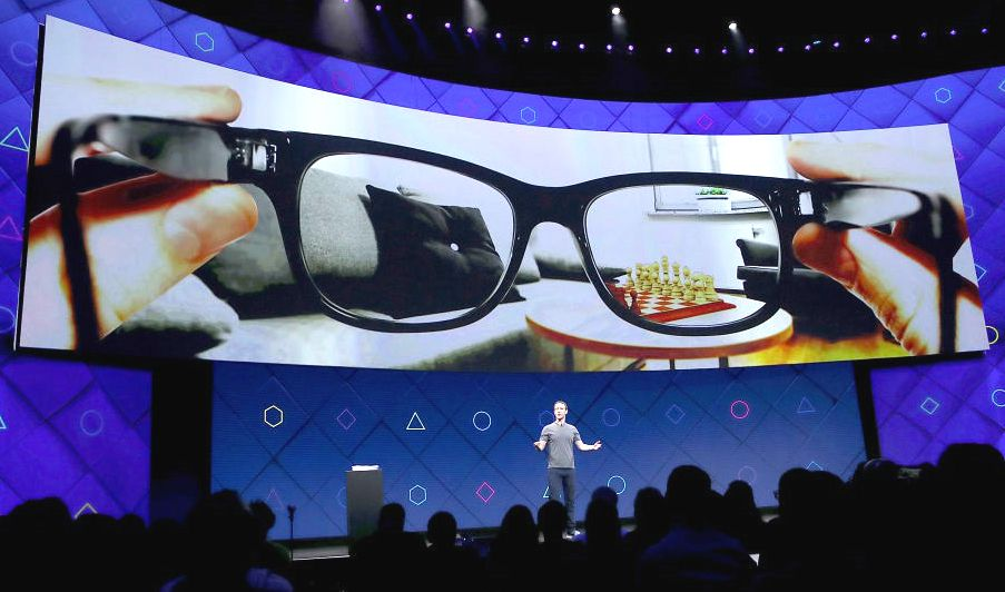 facebook augmented reality f8 zuckerberg AR